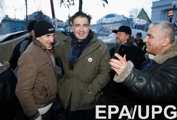 Геращенко считает, что Саакашвили хочет пролить много крови