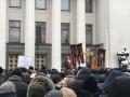 Под Радой снова молится Московский Патриархат