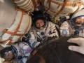 Возвращение на Землю: фото посадки Союза МС-04