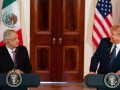 Трамп впервые встретился с президентом Мексики