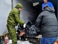 Боевики передали Украине тела трех погибших морпехов