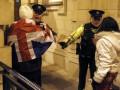 Спуск британского флага: в Белфасте протестанты устроили погромы. Пострадали 15 полицейских