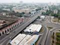 В Киеве начали сносить Шулявский рынок