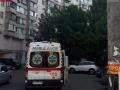 В Киеве вороны разбили женщине голову