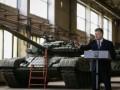 Порошенко: Армия получит танки Т-72 и Оплот