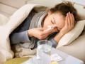 В Киев пришел грипп