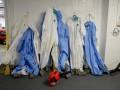 В США больше 9 тысяч медиков заболели коронавирусом