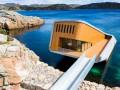 В Норвегии открыли первый в Европе подводный ресторан