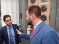 В Раде подрались нардепы Гео Лерос и Александр Юрченко