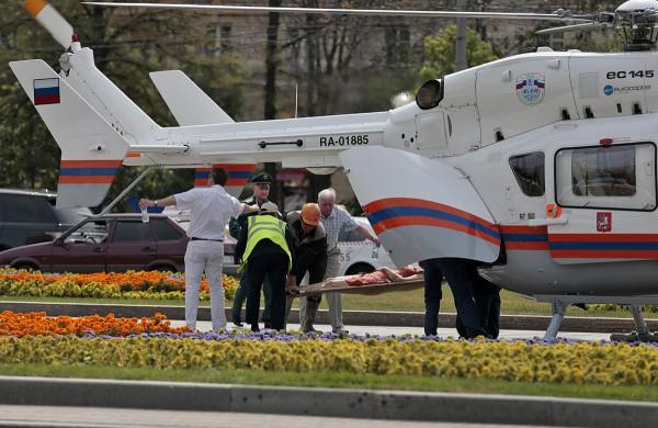Трагедия в московском метро