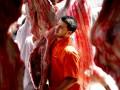 Объемы импортного мяса на украинском рынке сократились на треть