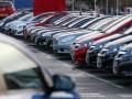 Импорт легковых автомобилей в Россию снизился на 17%