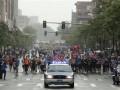 Последняя миля. Участники прерванного взрывами Бостонского марафона завершили дистанцию