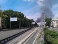 В четырех районах Донецка слышны залпы и взрывы