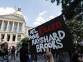 В Атланте начались протесты из-за нового инцидента с темнокожим
