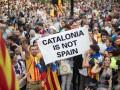 Лишь 29% каталонцев поддерживают независимость от Испании - опрос