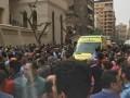 В Египте возле церкви прогремели взрывы, есть погибшие