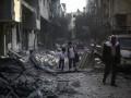 ООН: От ударов войск Асада и РФ погибли 230 сирийцев