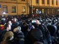 На Банковой стычки из-за приговора Стерненко
