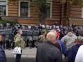 В Сараево произошли столкновения ветеранов войны с полицией