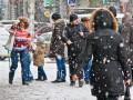 По Киеву объявлено штормовое предупреждение