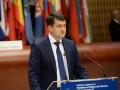 Разумков обвинил Европу в двойных стандартах