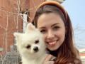 Украинка с собакой из Уханя добралась домой