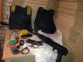 В Киевской области задержали банду разбойников