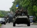 Украинские войска стягивают силы к Рубежному и Лисичанску - СМИ