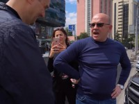 Кандидата на пост главы СБУ поймали на нарушении ПДД в Киеве