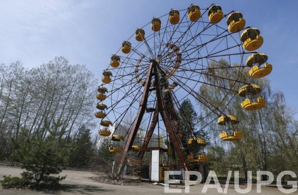 Из цветущего города Припять превратилась в город-призрак