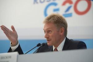 Песков по транзиту газа: РФ не ждет договоренностей