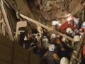Обрушение дома в Киеве: освобожден еще один пострадавший