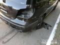 В Первомайске взорвали авто полицейского чиновника