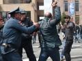 Протесты в Ереване: полиция применила силу, более 200 задержанных