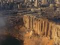 Взрыв в Бейруте сравнили с 10% мощности бомбы, сброшенной на Хиросиму