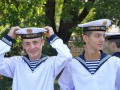 Переехавший из Крыма в Одессу военно-морской лицей начал учебный год
