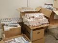В Черновцах из гаражей полиции украли 300 ящиков вещдоков