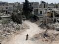 В Сирии при обстреле погибло пять человек