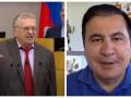 Лукашенко подъедет: Жириновский позвал Саакашвили в гости к Януковичу
