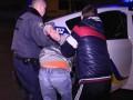 Погоня в Харькове: полиция задержала вооруженных угонщиков машины