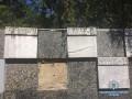 Под Киевом вандал сдал табличку с мемориала жертвам Второй мировой за 24 грн