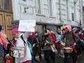 В Киеве прошел марш за права женщин