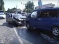 В Харькове четверо детей пострадали в результате ДТП