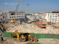Корреспондент представил десять киевских зданий, которые находятся на грани разрушения