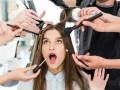 Под Одессой женщина постриглась в парикмахерской и
