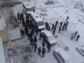 Оккупанты проводят обыски у крымских татар в Бахчисарае