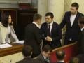 Зеленский посоветовал Гончаренко не переходить на личности