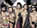 Музыканты группы Dруга Ріка обнажились для мужского журнала