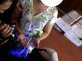 На взятке попалась работник миграционной службы Киева